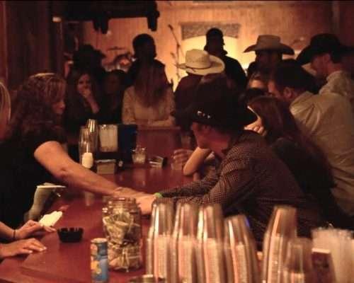 suhls rodeo saloon interior